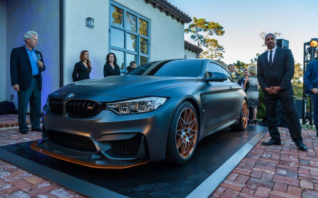 De soorten BMW-auto's