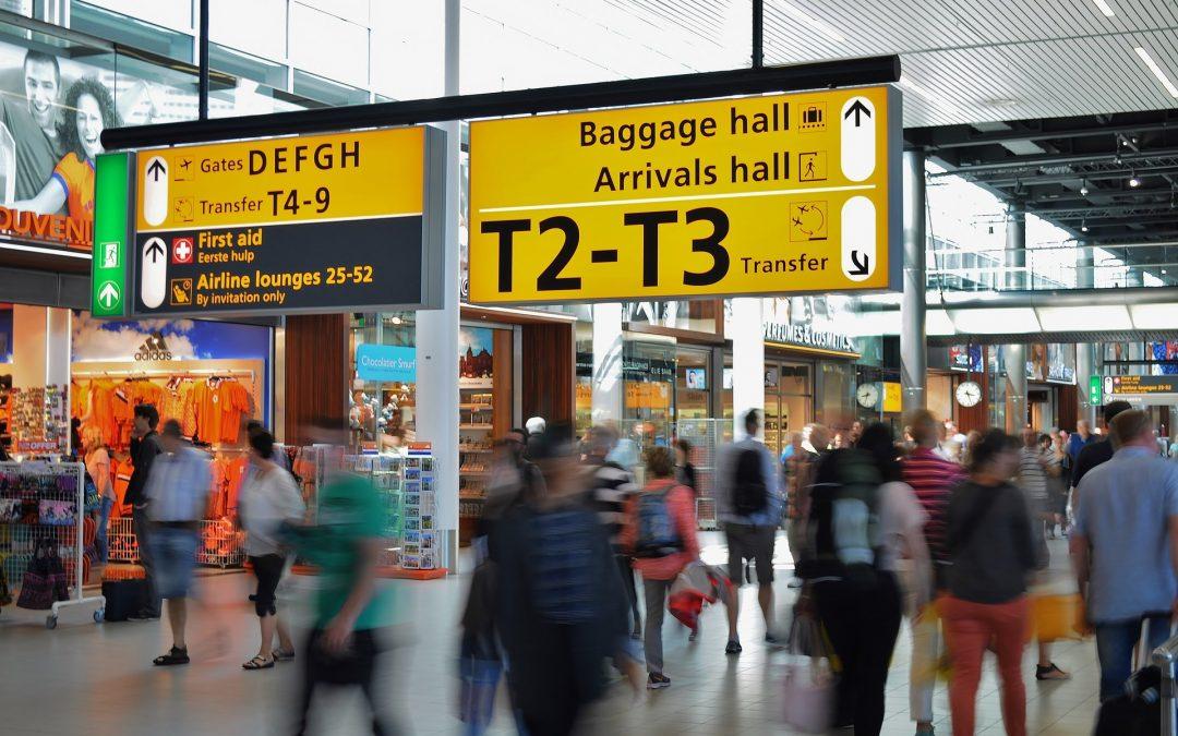Hoe ga jij van Groningen naar Schiphol?